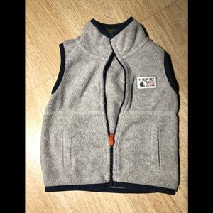 Carter's Baby Boy Vest #1 Draft Pick 121-4 ALLStar